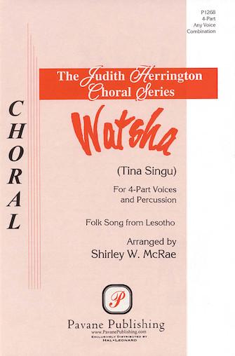 Product Cover for Watsha