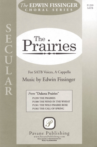 The Prairie : SATB : Edwin Fissinger : Edwin Fissinger : Sheet Music : 08301778 : 884088058685