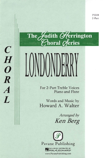 Londonderry : 2-Part : Ken Berg : Sheet Music : 08301809 : 884088136161