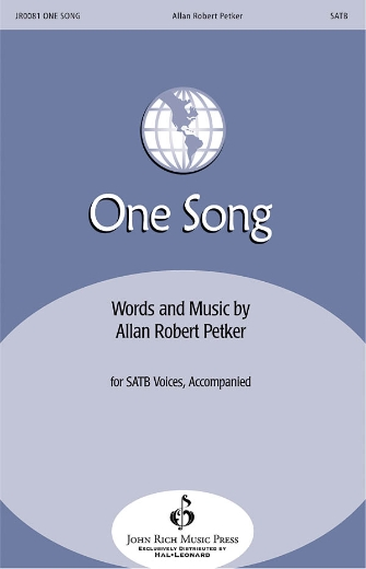Product Cover for One Song