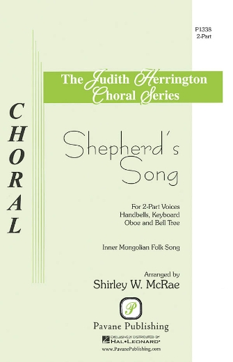 Shepherd's Song : 2-Part : Shirley W. McRae : Sheet Music : 08301846 : 884088220181