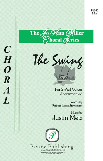 The Swing : SA : Justin Metz : Justin Metz : Sheet Music : 08301848 : 884088220211