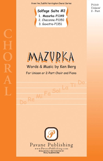 Product Cover for Mazurka