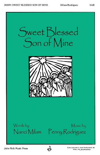 Product Cover for Sweet Blessed Son of Mine