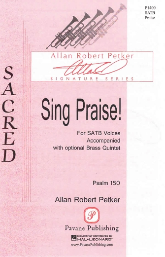 Product Cover for Sing Praise!