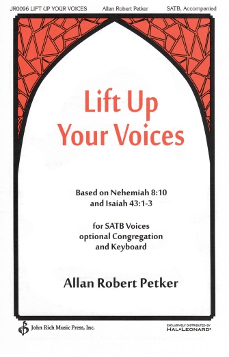 Product Cover for Lift Up Your Voices