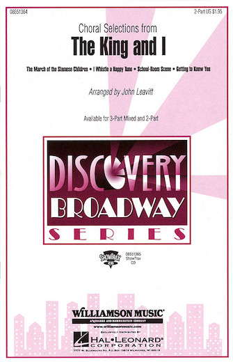 Product Cover for The King and I (Choral Selections)