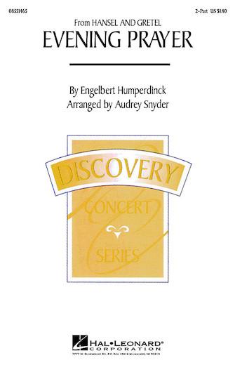 Evening Prayer : 2-Part : Audrey Snyder : Sheet Music : 08551465 : 073999709513
