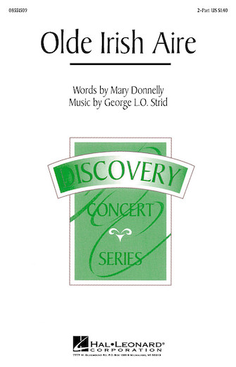 Olde Irish Aire : 2-Part : Mary Donnelly : Mary Donnelly : Sheet Music : 08551509 : 073999763720