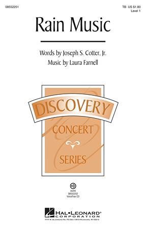 Rain Music : TB : Laura Farnell : Laura Farnell : Sheet Music : 08552251 : 884088396381