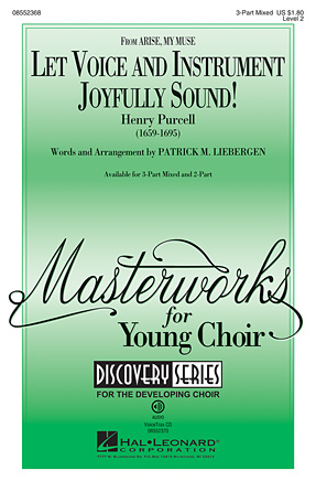 Product Cover for Let Voice and Instrument Joyfully Sound!