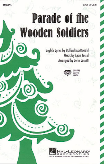 Product Cover for Parade of the Wooden Soldiers
