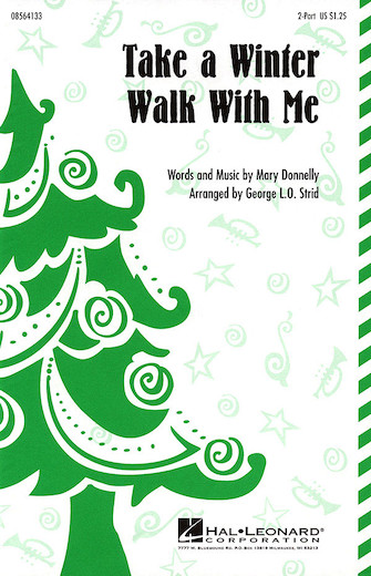 Product Cover for Take a Winter Walk with Me