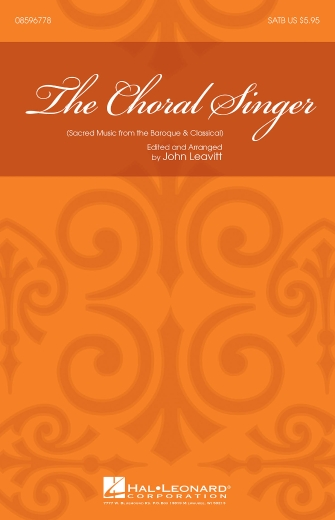Product Cover for The Choral Singer
