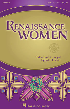 Product Cover for Renaissance Women