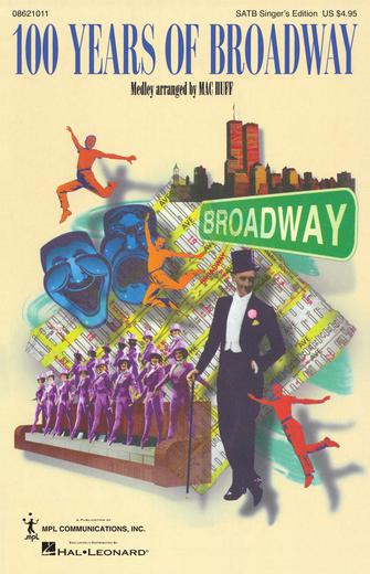 Product Cover for 100 Years of Broadway (Medley)