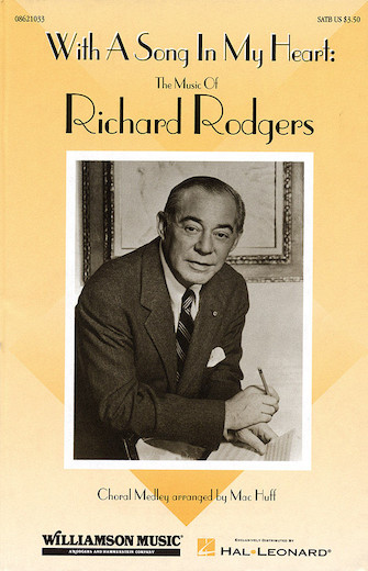 Product Cover for With a Song in My Heart: The Music of Richard Rodgers (Feature Medley)