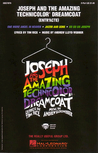 Product Cover for Joseph and the Amazing Technicolor Dreamcoat (Entr'acte)