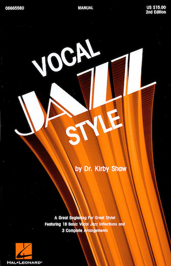 Product Cover for Vocal Jazz Style (2nd Ed.)
