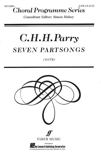 Product Cover for Seven Partsongs (Collection)