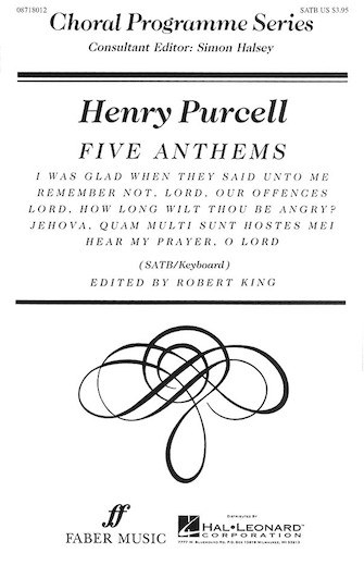 Product Cover for Five Anthems (Collection)