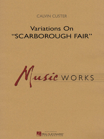 "Product Cover for Variations On ""Scarborough Fair"""