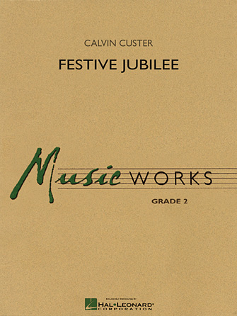 Product Cover for Festive Jubilee