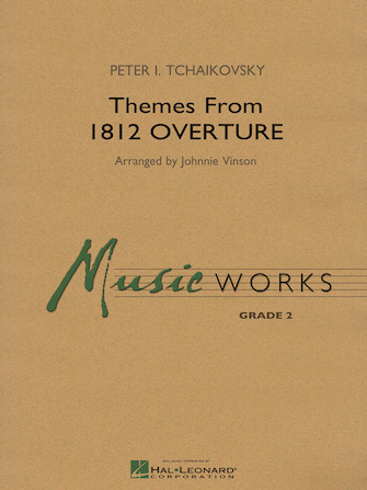 Product Cover for 1812 Overture, Themes from