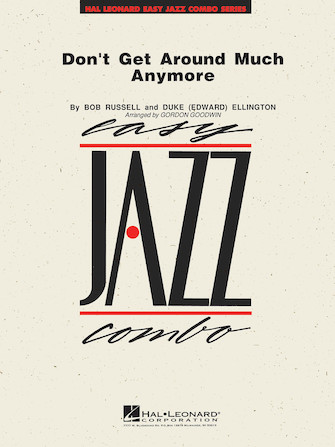 Product Cover for Don't Get Around Much Anymore