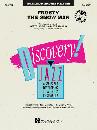 Product Cover for Frosty the Snow Man