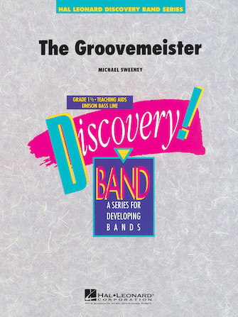 Product Cover for The Groovemeister