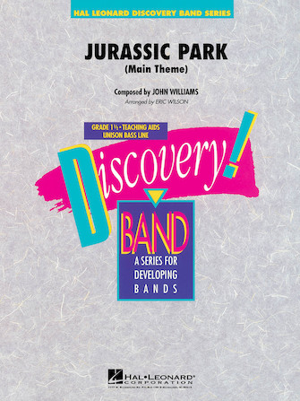 Product Cover for Jurassic Park (Main Theme)