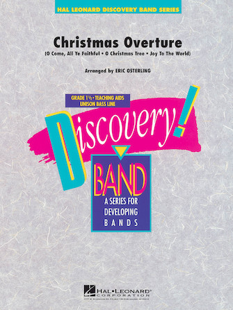 Product Cover for Christmas Overture