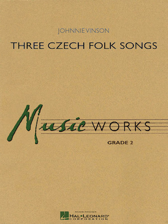 Product Cover for Three Czech Folk Songs