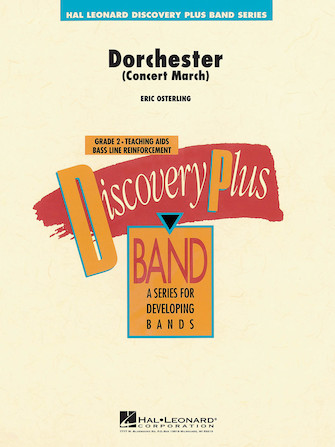 Product Cover for Dorchester (Concert March)