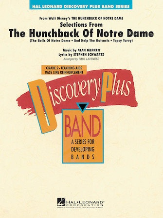 Product Cover for Selections from The Hunchback of Notre Dame