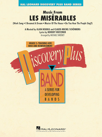 Product Cover for Music from Les Misérables