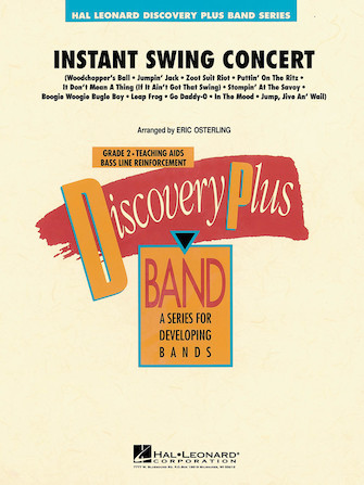 Product Cover for Instant Swing Concert