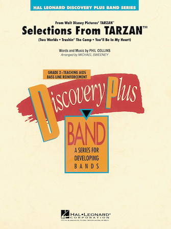 Product Cover for Selections from Tarzan