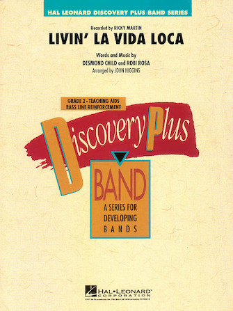 Product Cover for Livin La Vida Loca