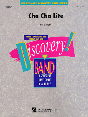 Product Cover for Cha Cha Lite
