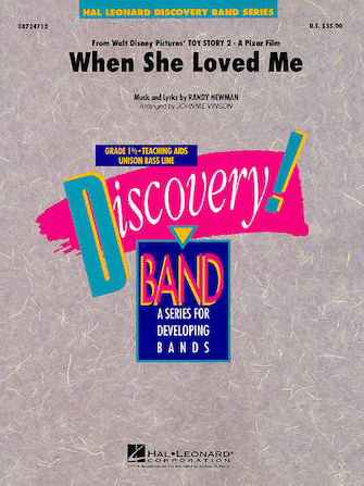 Product Cover for When She Loved Me (from Toy Story 2)