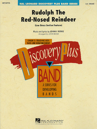 Product Cover for Rudolph The Red-Nosed Reindeer