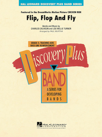 Product Cover for Flip, Flop and Fly