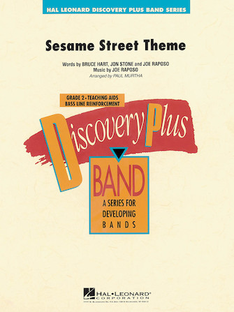 Product Cover for Sesame Street Theme