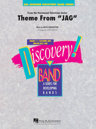 """Product Cover for Theme from """"Jag"""""""