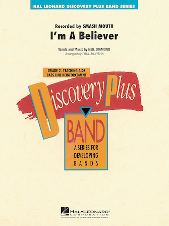Product Cover for I'm a Believer