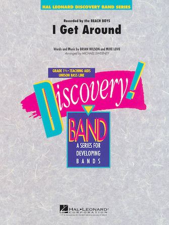 Product Cover for I Get Around
