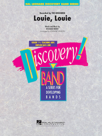 Product Cover for Louie, Louie