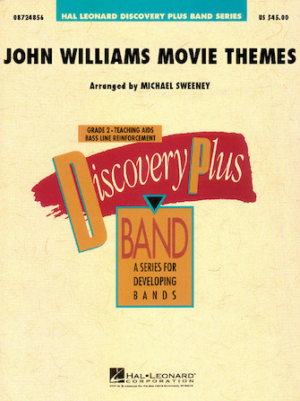 Product Cover for John Williams: Movie Themes for Band